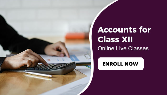 Accounts for Class XII