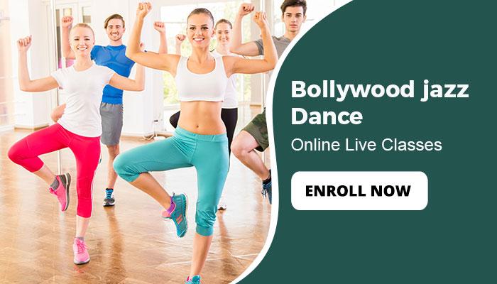 Bollywood Jazz Dance