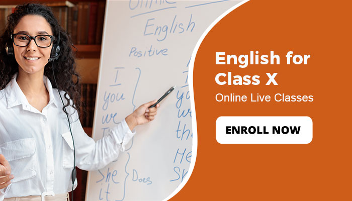 English for Class X