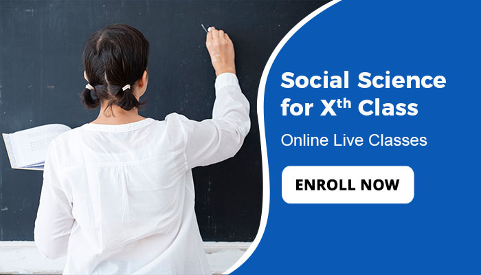 Social Science for Class Xth