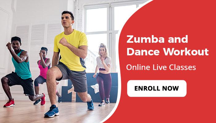 Zumba and Dance workout